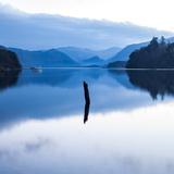 View across Derwent Water Fotografisk tryk af Craig Roberts