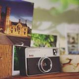 Vintage Film Camera Photographic Print by Tim Kahane