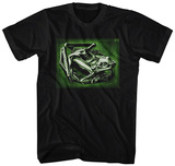 M.C. Escher- Mummified Frog T-shirts