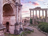The Roman Forum Photographic Print by Steven Boone