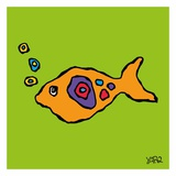 Fish Art by  Yaro