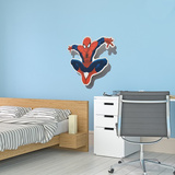Ultimate Spiderman Wall Art - Stand Figürler