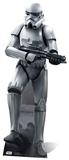 Star Wars - Stormtrooper Battle Pose Silhouettes découpées en carton