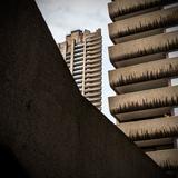 The Barbican Fotografisk tryk af Craig Roberts