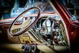 Classic Automobile Photographic Print by David Challinor
