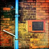Urban Street View in England Fotografisk tryk af Craig Roberts