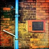 Urban Street View in England Photographic Print by Craig Roberts