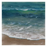 Shoreline Study 07915 Prints by Carole Malcolm