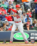 Stephen Piscotty 2016 Action Photo
