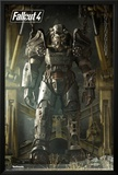 Fallout 4- Key Art Poster Prints