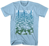 M.C. Escher- Fish Pond T-Shirt