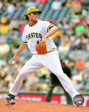 Gerrit Cole 2015 Action Photo