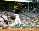 Starling Marte 2015 Action Photo
