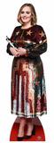Adele Poutače se stojící postavou