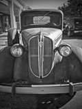 A Plymouth Roadster on a Lot Is an Automobile Relic from the Past Photographic Print by Steven Boone