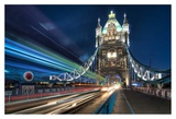 Tower Bridge traffic Posters by Nick Jackson