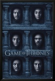 Game Of Thrones- Hall Of Faces Prints