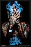 Wiz Khalifa- Smoke Print