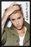 Justin Bieber- Eyes Print