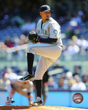 Felix Hernandez 2016 Action Photo