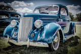 Classic American Automobile Photographic Print by David Challinor
