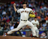 Matt Cain 2016 Action Photo