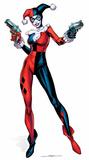 DC Comics Harley Quinn Poutače se stojící postavou