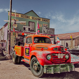 Vintage Truck in America Photographic Print by Salvatore Elia
