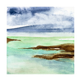 Shore II Premium Giclee Print by Chris Paschke