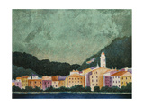 Little Town 2 Premium Giclee Print by James Campbell
