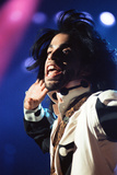 Prince at the NEC Photographic Print by Patrick Neame