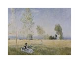 L'Ete, 1874 Premium Giclee Print by Claude Monet