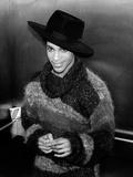 Prince Pop Star Fotografisk trykk av Andrew Dunsmore