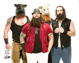The Wyatt Family 2016 Posed Photo