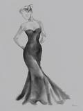 Evening Elegance - Grace Stampe di Deborah Pearce