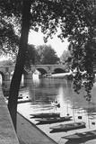 Paris, Pont Marie Giclée-Druck von Jules Dortes