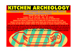 Kitchen Archeology - Church Key Poster by Lauder Bowden
