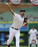Justin Verlander 2016 Action Photo