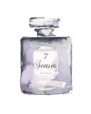 Eau de Senses Parfum Print by Sandra Jacobs