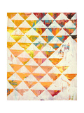 Triangular Configurations 1 Giclee Print by Akiko Hiromoto