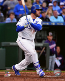 Mike Moustakas 2016 Action Photo