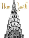 Only New York Prints by Irene Suchocki