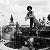 Shirley Bassey Fotografie-Druck von Tom King