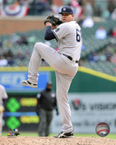 Dellin Betances 2016 Action Photo