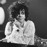 Prince Pop Star Fotografisk trykk av Mike Maloney