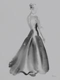 Evening Elegance - Opal Stampa di Deborah Pearce