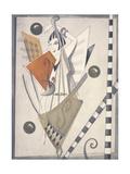 Pulling the Strings Giclee Print by Liz Jardine