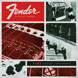 Fender 2017 Calendar Calendriers