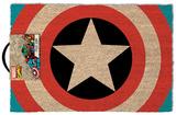 Captain America Door Mat Artículos de regalo