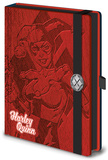Harley Quinn Premium A5 Notebook Journal